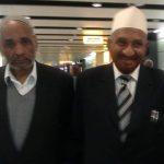 توفي صباح اليوم: الإمام الصادق المهدي ينعى شقيقه فيصل