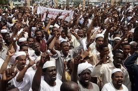 """""""نداء السودان"""": التمسك بالحل السياسي لا يعني التخلي عن ميدان المقاومة الجماهيرية السلمية"""