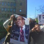 """تظاهرة سودانية أمام """"الجنائية الدولية"""" لملاحقة المسؤولين عن قتل المتظاهرين وتعذيبهم"""
