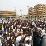 تجمع المهنيين يعلن عن تسيير موكب بمدينة الأبيض يوم الخميس 21 مارس