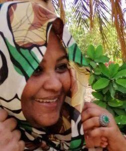 مريم المهدي تناقش مع مبعوثة الاتحاد الإفريقي  تعرض النساء في السودان للعنف