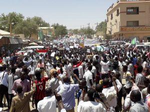 السودان معلم الشعوب- الناشط المصري محمد الاشقر يكتب عن الثورة السودانية
