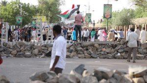 بعد حادثة جهاز الأمن .. قوى التغيير بمدينة شندي  تطالب الجماهير التحلي بروح السلمية