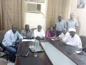 """""""الشيوعي"""" والمؤتمر السوداني يؤكدان وحدة الخطاب السياسي للحرية والتغيير"""