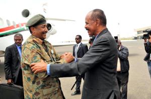 فتح الحدود بين السودان ووإريتريا.. أفورقي: ندعو الشعب السوداني للصبر حتى تمر الفترة الانتقالية بنجاح