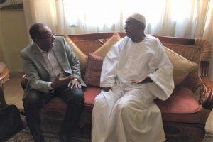 السفير إبراهيم طه أيوب: واشنطن تعد بحزمة مساعدات ورفع السودان من قائمة الإرهاب