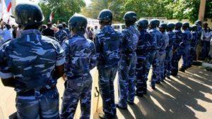 شرطة ولاية القضارف تضبط(507)طبنجة تركية مهربة بمحلية القريشة