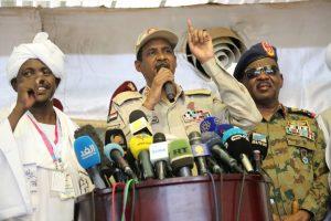 الإدارة الأهلية تفوض المجلس العسكري لتشكيل الحكومة الانتقالية