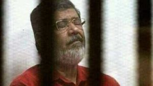 وفاة الرئيس المصري السابق محمد مرسي في أثناء محاكمته