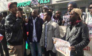 برلين تتفاعل مع الثورة السودانية