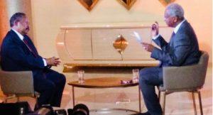 فيديو.. حمدوك في أول لقاء تلفزيوني: لا خصخصة للمؤسسات العامة ولا إملاء على السودان من أي جهة