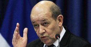 وزير الخارجية الفرنسي: دعم مالي وتطبيع علاقة السودان مع المؤسسات المالية الدولية