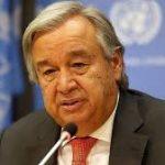 حمدوك يثمن موقفه.. الأمين العام للأمم المتحدة يدعو إلى إسقاط صفة الإرهاب عن السودان