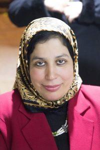 """صحفية مصرية تتضامن مع """"القومة للسودان"""""""