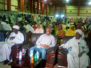البروفسور مدثر عبد الرحيم … تكريم أهل العطاء بمعرض الكتاب