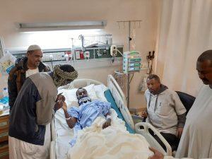 تلاحم سوداني مع ضحايا حادث الاعتداء بالرياض