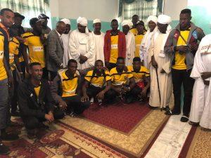 ودنوباوي يهزم فريق الهلال نيالا