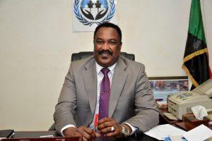 الأمين العام لجهاز شؤون السودانيين العاملين بالخارج