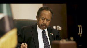 حمدوك يثمن دور فرنسا في دعم التحول الديمقراطي في السودان