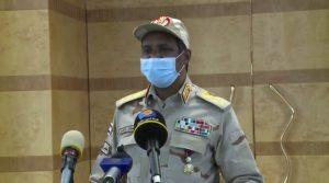 الفريق أول حميدتي يؤكد أن الشعب السوداني ليس إرهابيا ويحترم كافة الأديان