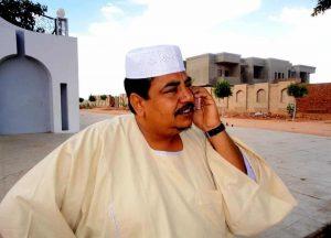 """""""الصحفيين السودانيين بالسعودية"""" و""""التحرير الإلكترونية"""" تنعيان الإعلامي عمر حلاق"""