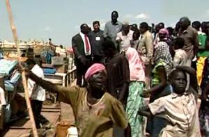 السوداني الغبي ، و المدهش في نظر صديقي اليوغندي