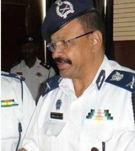 اللواء شرطة خالد مهدي إبراهيم الإمام نائباً لمدير عام قوات الشرطة