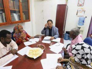 إجازة خطة ملتقى نقد الشعر السوداني الثالث في اجتماع لجنته العليا