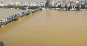 لجنة الفيضانات: انخفاض في مناسيب النيل