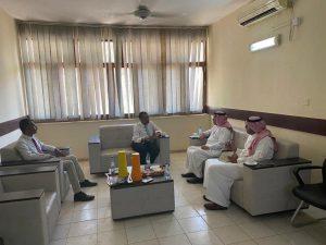 """مشيداً بالدعم السعودي.. عمر الدقير: """"الانتقالية"""" سانحة لإعادة العلاقات المتوازنة بين الشعبين"""