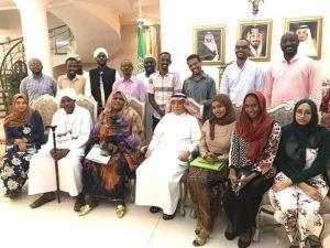 """منظمة """"سامي""""  للتنمية تطلق مبادرة """"من أرض النيلين إلى أرض الحرمين"""" عرفاناً للمملكة"""