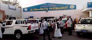 لتجدد الاشتباكات.. لجنة الأطباء بالبحر الأحمر تطالب بتأمين المستشفيات