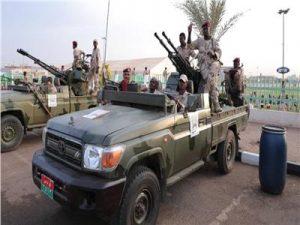 """قوات"""" الدعم السريع"""" تكشف عن تحركات وصفتها بــ """"المريبة """"على الحدود السودانية الليبية"""
