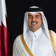 أمير قطر يهاتف أسرة الإمام …. وفد قطري يصل الخرطوم لتقديم التعزية