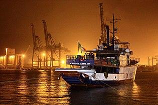هل يكفي تعليق وزير الطاقة على التاثيرات المحتملة من اغلاق الشرق وتوقف الميناء؟