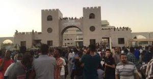 إجراءات أمنية مشددة على حرم القيادة العامة بالخرطوم