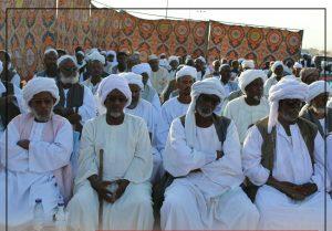 عقد جلسة عفو وصلح بين البني عامر والرزيقات في قضية الشاب (منتصر همد)