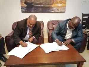 التحالف السوداني يوقع على مبادرة التسامح والسلام المجتمعي