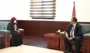 حمدوك يدعم مشروعات ولاية نهر النيل اتحسن المعيشة