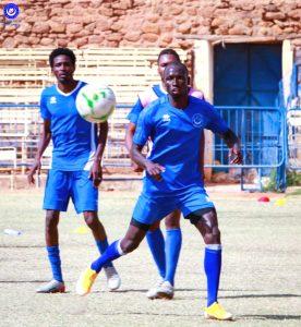 الهلال يتدرب صباحا بدار الرياضة والسنغالي نداي يشارك لأول مرة