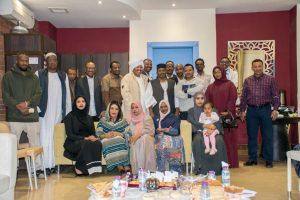 روح الإخوة والمتعة والجمال عنوان اليوم الاجتماعي للصحفيين السودانيين في السعودية