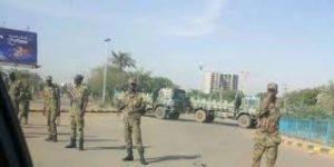عاجل : إغلاق كافة الطرق المؤدية إلى شارع القيادة العامة للجيش