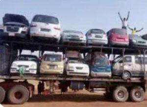 """جمارك شمال دارفور : الاول من مارس ٢٠٢١م آخر موعد لاستكمال إجراءات جمارك العربات """" البوكو حرام"""""""