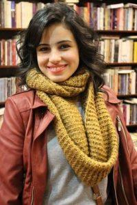 الروائية المصرية نهله كرم.. أحرص دائمًا في كل كتاباتي على أن أنقل ما يدور بداخل عقل الفتيات، لأني من هذا الجيل