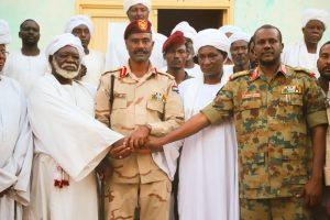 قبيلتي الفور والتاما تطويان صفحة النزاع بشمال دارفور