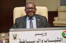 وزير الشباب والرياضة يبحث سبل التعاون السوداني السعودي
