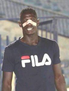 سيماوي يبعث تحذيرات ونصائح لحارس الهلال ابوعشرين قبل مباراة مازمبي