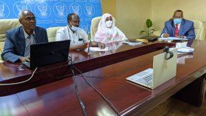 وزيري الخارجية والري قدما تنويرا السفراء الأفارقة عن مباحثات كينشاسا لسد النهضة