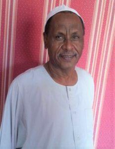 وفاة محمد علي فضل والد الزميل عاصم فضل بالخرطوم