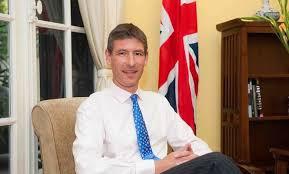 تعيين جايلز ليفر سفيرا لبريطانيا لدى السودان